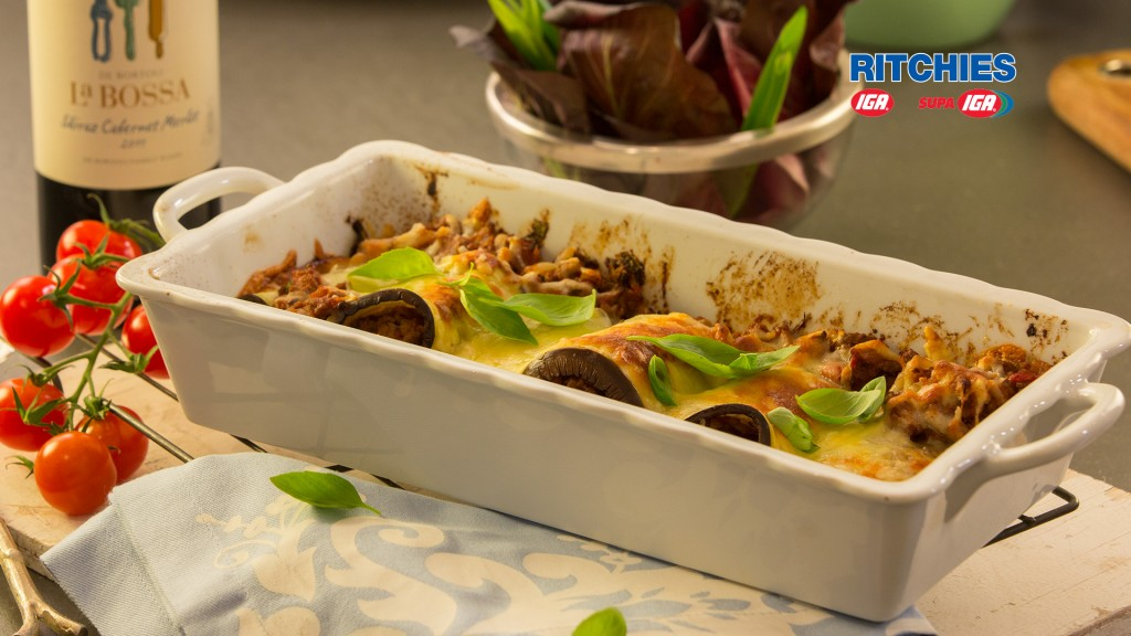 beef and eggplant cannelloni