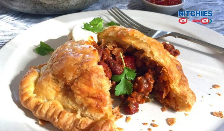 Chilli con carne pie